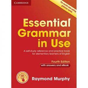 کتاب Essential Grammar In Use