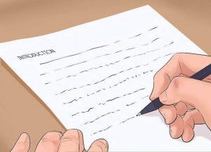 نوشتن زبان انگلیسی