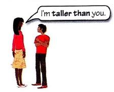 taller than